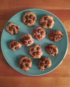 Cookies Vegan selon Eva, se faire du bien sainement !